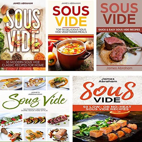 Sous Vide: 5 Books in 1 Titelbild