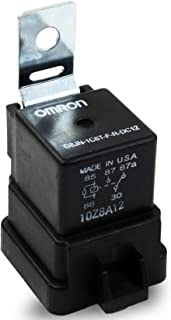 Omron Relay G8JN-1C6T-F-R-DC12 12VDC 30 AMP Made in USA