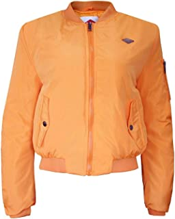 Bomber Jacket Womens Outdoor Top Ladies Outerwear