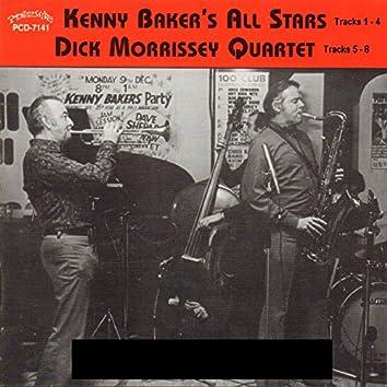Kenny Baker's All Stars and Dick Morrissey Quartet
