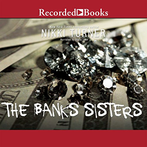 The Banks Sisters audiobook cover art