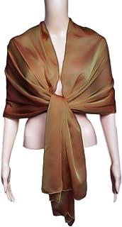 Mums Essentials Chiffon-Stola, ideal für die Braut, Schal