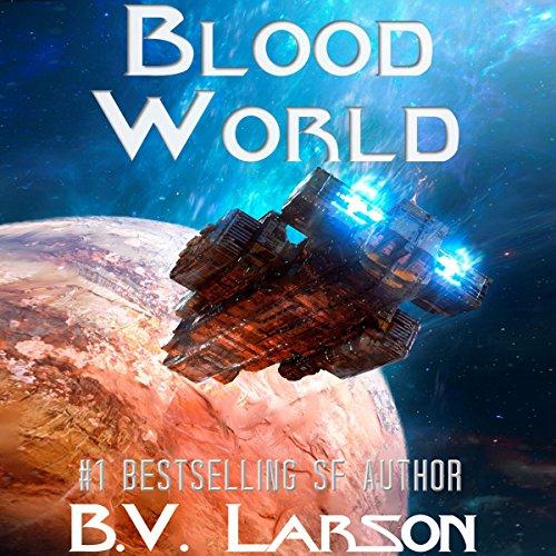 Blood World audiobook cover art