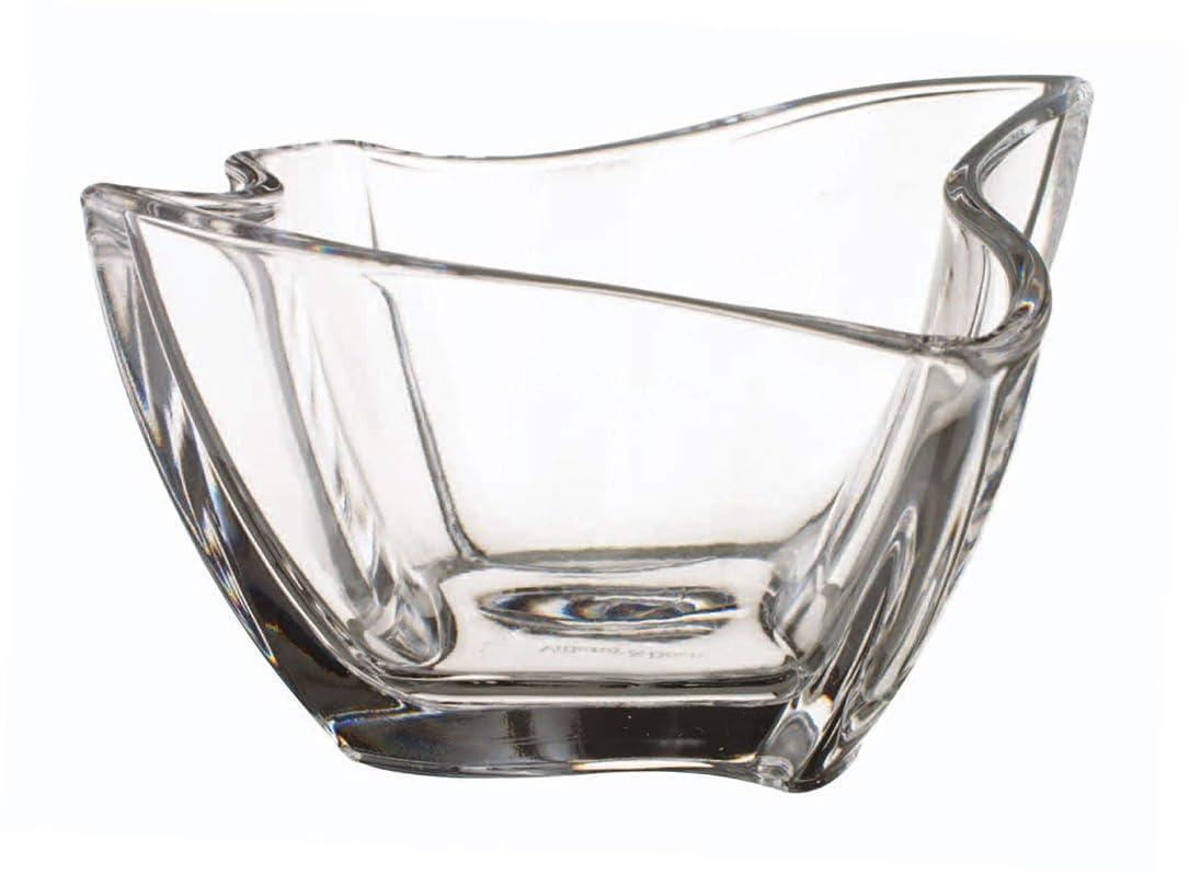 検出ガラスプラグvilleroy & boch 中鉢 クリア 0.105L ニューウェイブ 1137370758