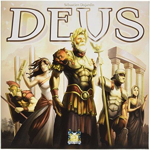 Pearl Games Deus - Strategiespiel - Brettspiel