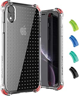 Ballistic iPhone XR Case, Jewel Series Clear Case for iPhone XR (2018) 6.1