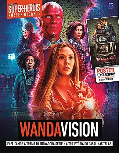 Superpôster Mundo dos Super-Heróis - WandaVision
