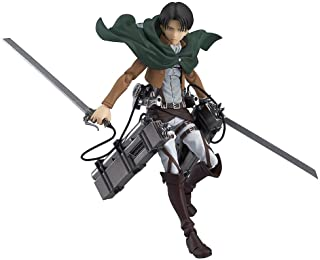 Good Smile Attack on Titan: Levi Figma
