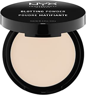 NYX Professional Makeup Blotting Powder, Light/Clair, 0.29 Ounce