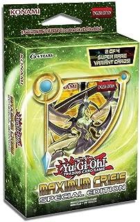 Yugioh Maximum Crisis SE Special Edition Mini Booster Box