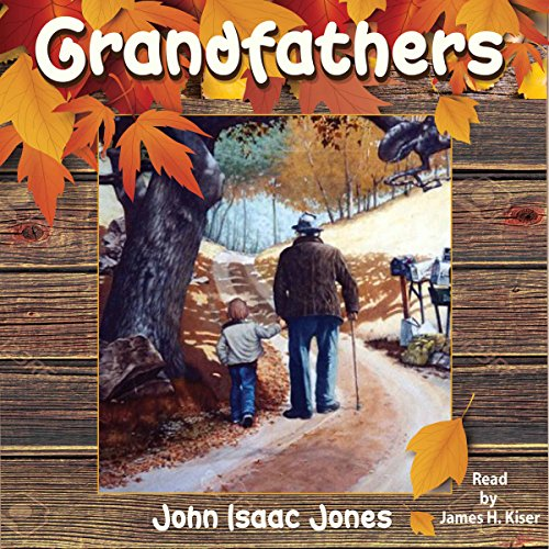 Grandfathers audiobook cover art