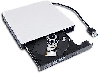 External DVD CD Player Burner USB 3.0 Portable Optical Drive for Dell G7 G5 G3 15 17 7588 7590 7790 5590 5587 5590 3590 35...