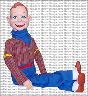 ThrowThings.com Howdy Doody Standard Upgrade Ventriloquist Dummy