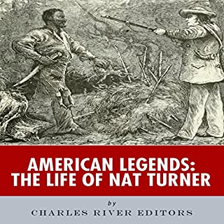 American Legends: The Life of Nat Turner cover art