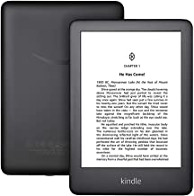 "All-New Kindle (10th Gen), 6"" Display now with Built-in Light, 4 GB, Wi-Fi (Black)"