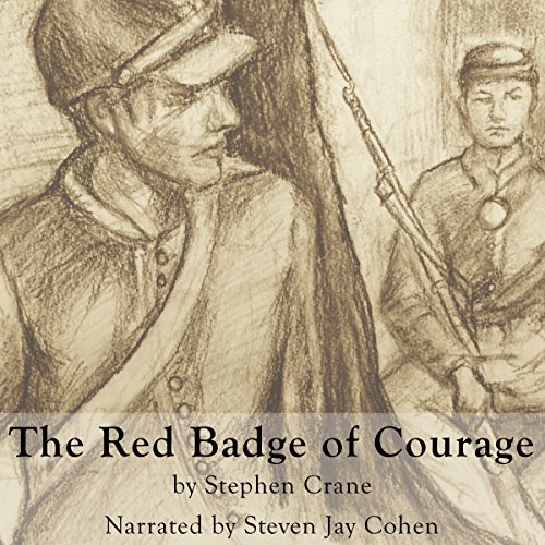 the conflict in the red badge of courage by stephen crane