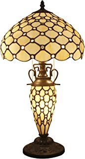 Best pumpkin stained glass lamp Reviews