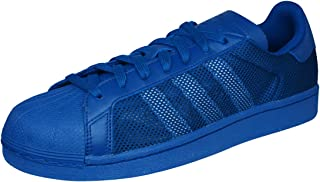 adidas superstars blu