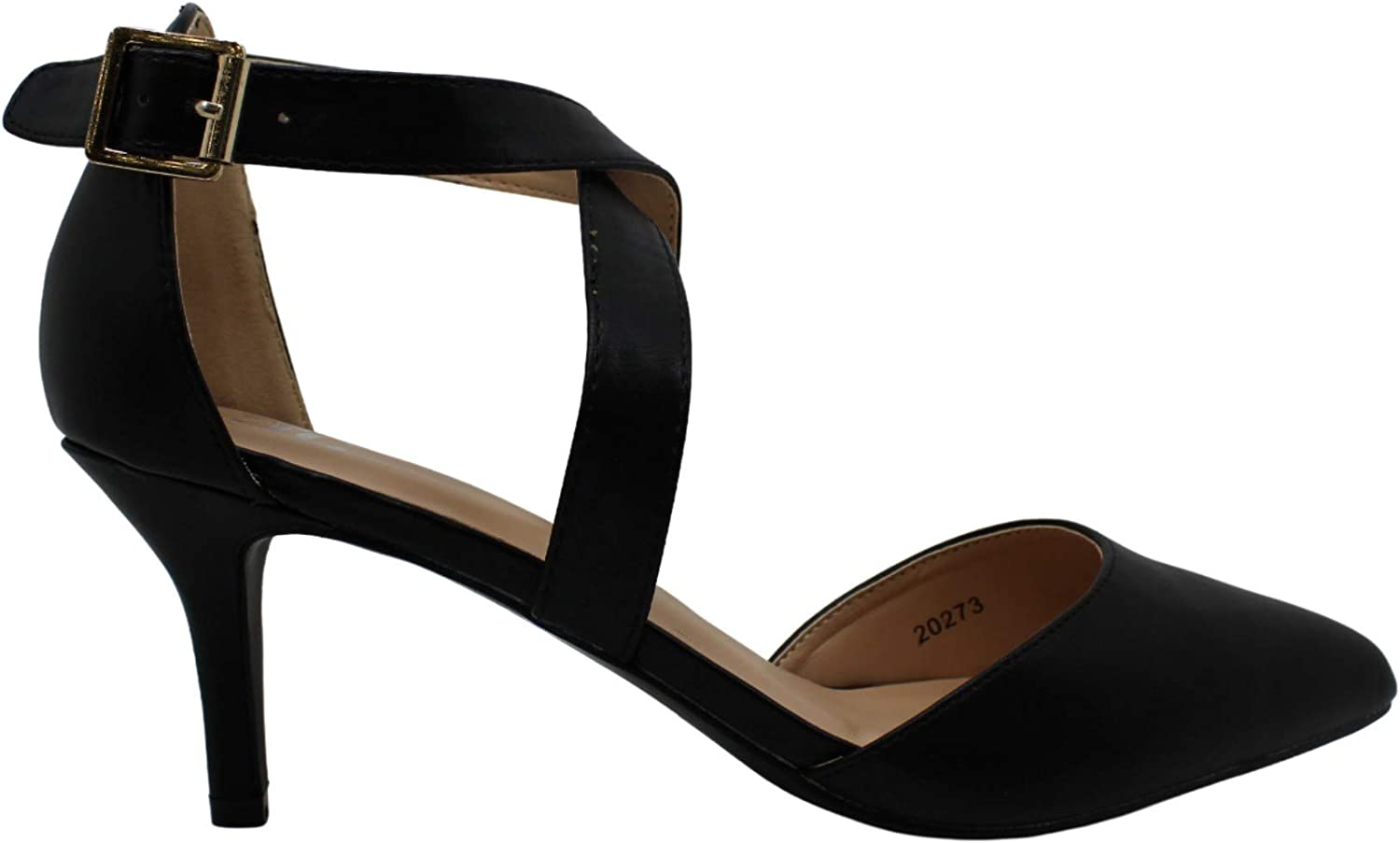 Journee San Francisco Mall Collection Women's Pumps lowest price