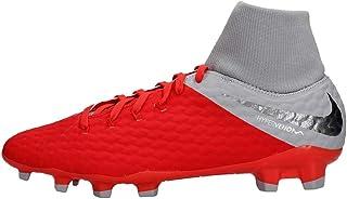 529a10efd Nike Hypervenom Phantom 3 Academy DF FG Soccer Cleat (Light Crimson) (Men s  10.5