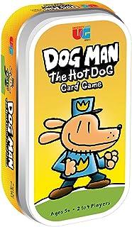 Dog Man The Hot Dog Tin Card Game (07011)