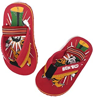 StyleWalk Kids Slippers with Elastic for Boys & Girls