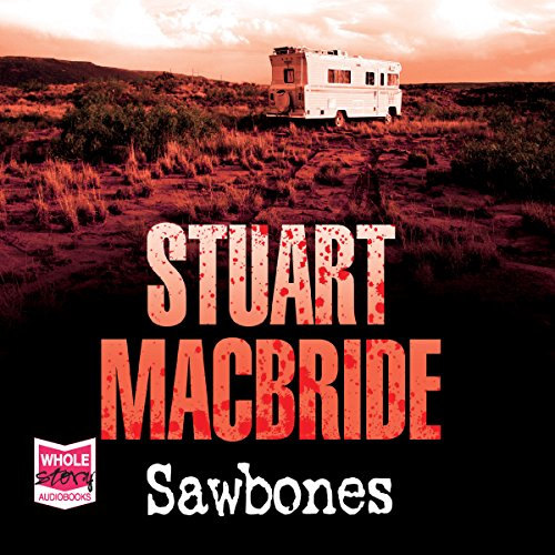 Sawbones audiobook cover art