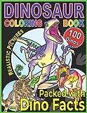 DINOSAUR COLORING BOOK: A Children s Prehistoric Coloring Encyclopedia