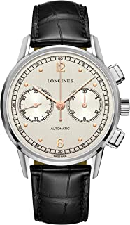 OROLOGIO Heritage Chronograph 1940 Automatic Acciaio L2.814.4.76.0