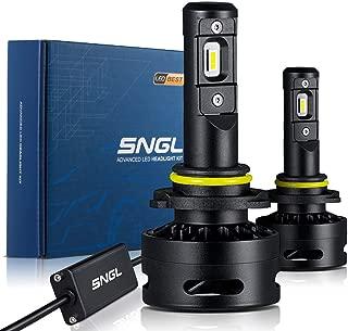 SNGL FocusBeam-S LED Fog Light Bulbs H10 9145 9140 6000K Cool White