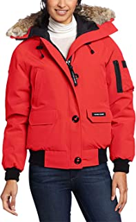 Canada Women's Rossclair Parka Goose Feather Down Jacket