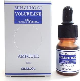 Sidmool Min Jung Gi Volufiline Ampoule 11ml /0.37oz Volufiline 100%