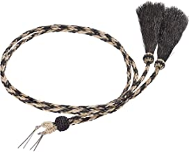 Cody James Men's and White Braided Stampede String - Go260ab