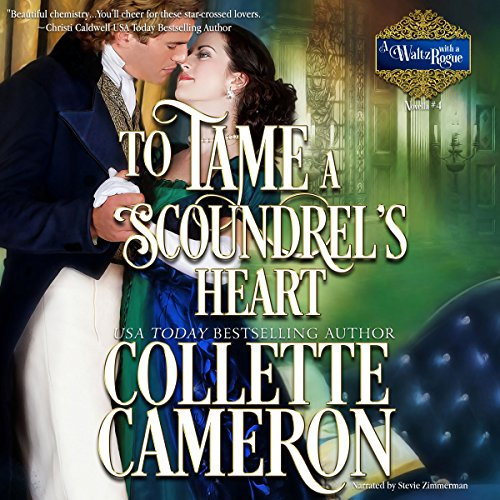 To Tame a Scoundrel's Heart audiobook cover art