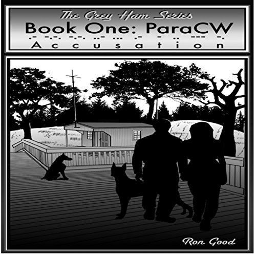 Accusation audiobook cover art