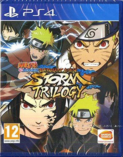 Naruto Trilogy - PlayStation 4 [Bundle]