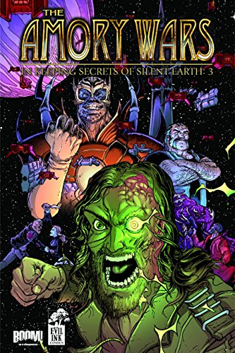 Amory Wars: In Keeping Secrets of Silent Earth: 3 Vol. 3 (3)