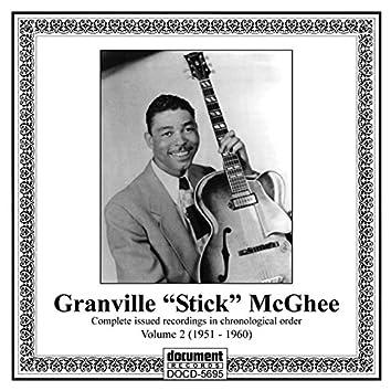 "Granville ""Stick"" Mcghee, Vol. 2 (1951-1960)"