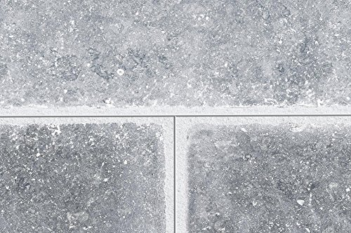 MUSTER VisioGrande Laminat Autentico Fliese Blaustein 8 mm