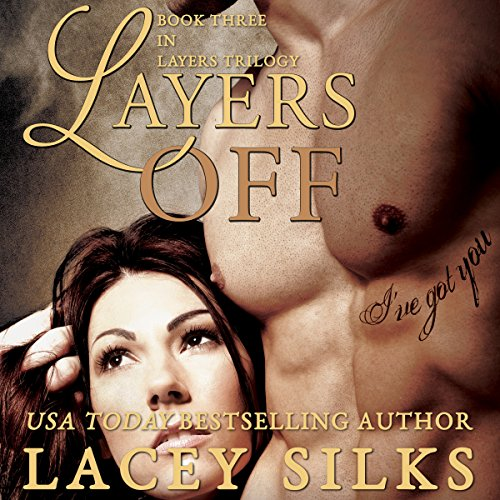 Layers Off audiobook cover art