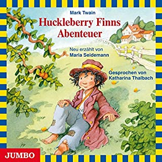 Huckleberry Finns Abenteuer Titelbild