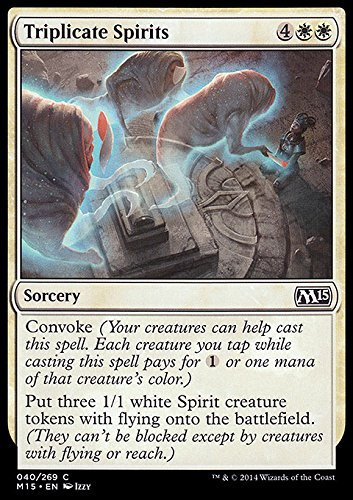 Magic The Gathering - Triplicate Spirits (040/269) - Magic 2015