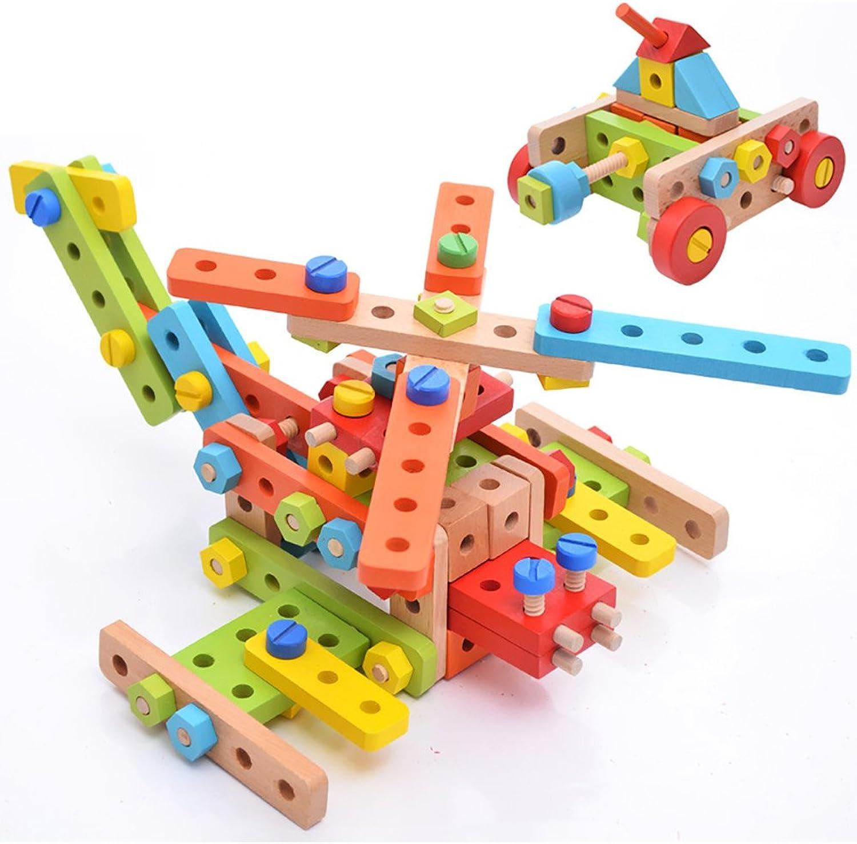 Baustein Schraube Mutter Abnehmbare Spielzeug Veränderbare Montage Modell Kombination für Kinder Kind Kinder B07DXTTVPG  Authentische Garantie | Outlet Online Store