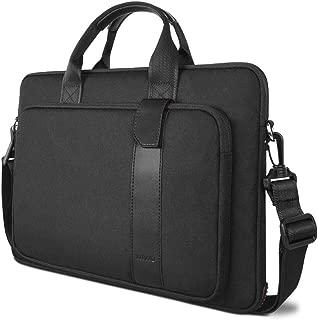 Laptop Bag 15.6 Inch,Computer Shoulder Bag for Men,Laptop Case Dell HP Etc. …