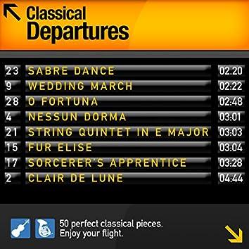 Classical Departures