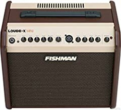 Fishman Loudbox Mini PRO-LBX-500 Acoustic Instrument Amplifier w/Bonus Dunlop DTC1 Tuner 605609107190