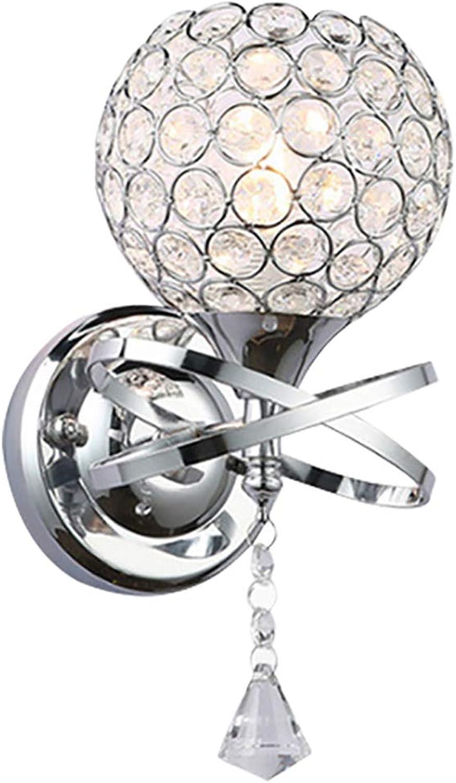Justdolife Wandleuchte Kristall LED Wandleuchte Nachtlampe für für für Home Decor 9,8 '' X 5,5 '' B07JM6HCFZ | Kaufen Sie online  11d4bb