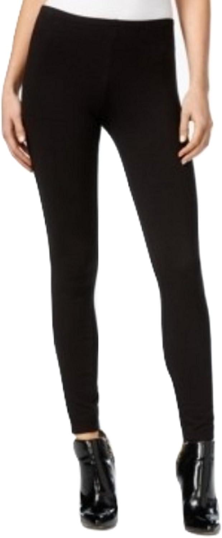 CHELSEA SKY 48 Womens New 1209 Black Casual Leggings XS B+B
