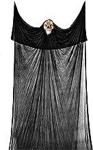 Halloween opknoping spoken, opknoping verlichte geest hanger, Ghost Ghost Ghost Ghost griezelige opknoping deur gordijn de...