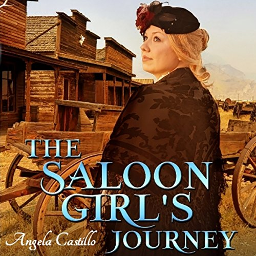 The Saloon Girl's Journey cover art